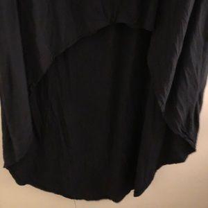 ANGL Dresses - Angl Tie Dye High Low Maxi Dress